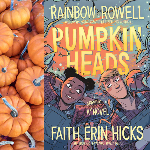 Pumpkinheads Graphic Novel Review